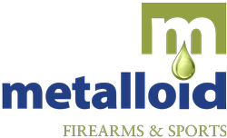 Metalloid Firearms and Sports Logo