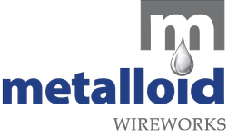 Metalloid Wire Logo